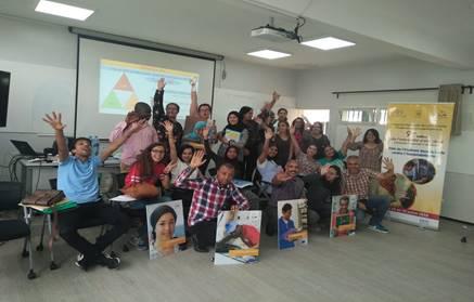 الوكالة الوطنية لمحاربة الأمية تشارك في النسخة التاسعة للجامعة الصيفية